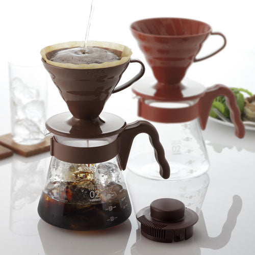 Hario - V60 + Coffee Server Set - Drink Lab