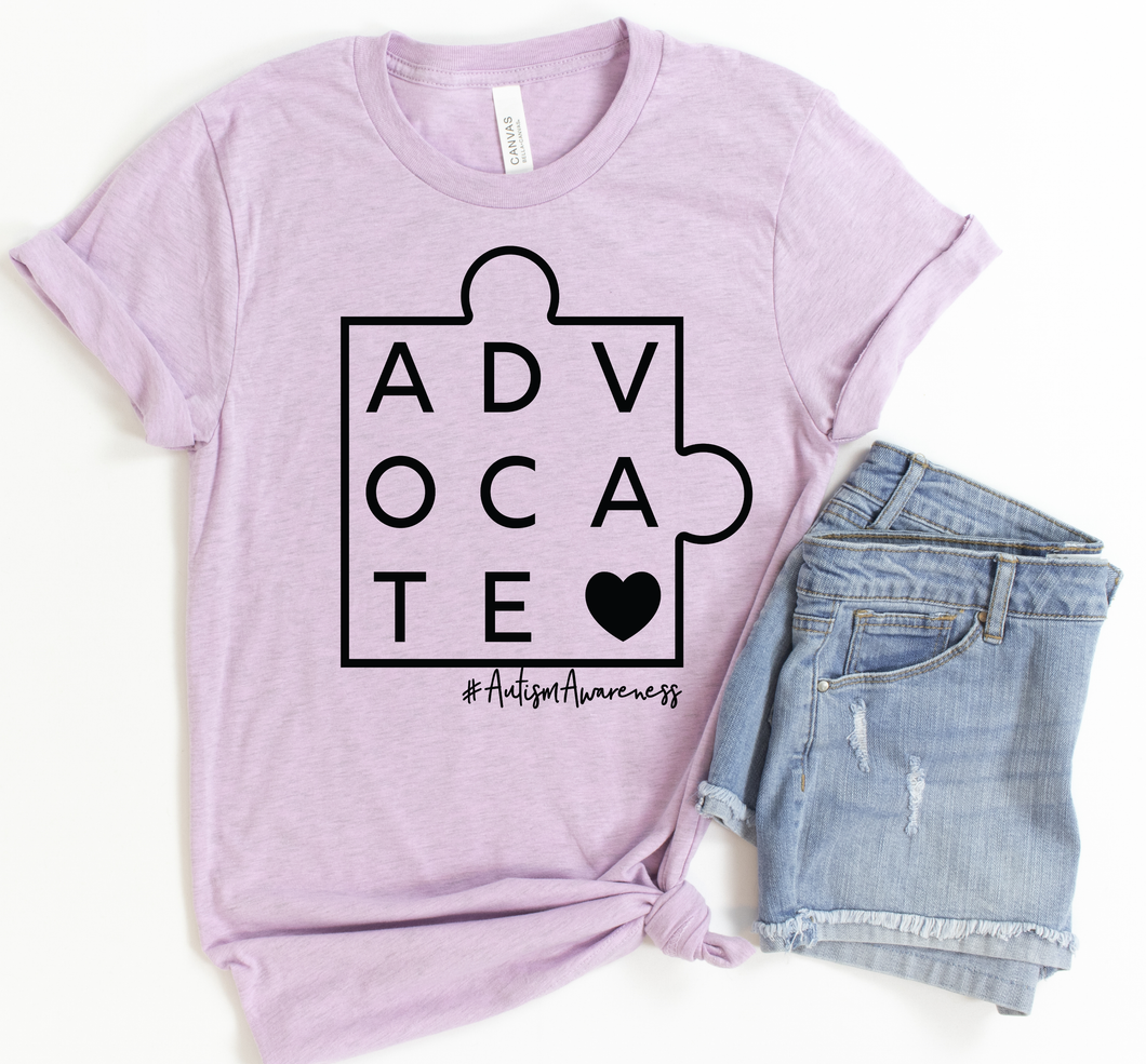 Advocate - Autism Awareness