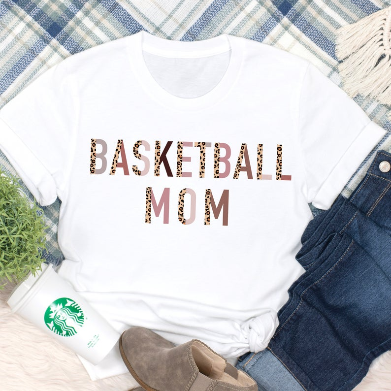 Basketball Mom Boho