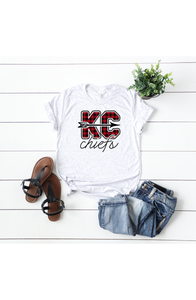 Kansas City Chiefs Buffalo Plaid
