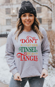 Dont Get your Tinsel in a Tangle Screen Only