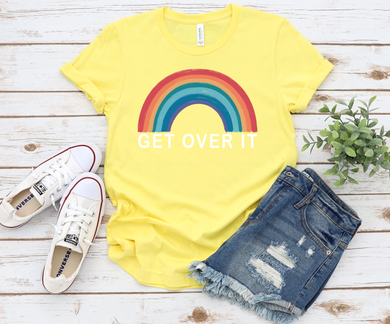 Get over It Rainbow