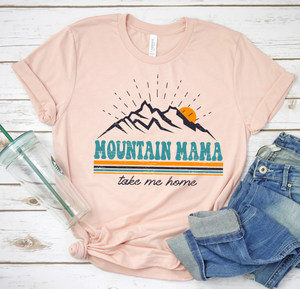 Mountain Mama Take me home
