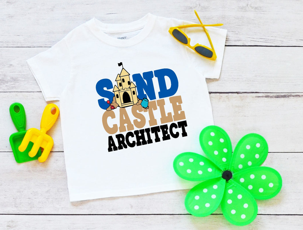 Sand Castle Architect