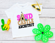 Load image into Gallery viewer, Sand Castle Architect