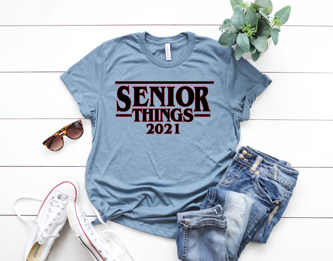 Senior Things 2021