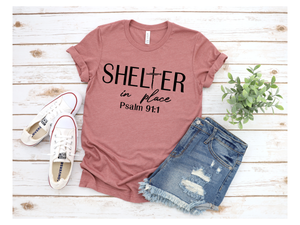 Shelter in Place - Psalms 91:1