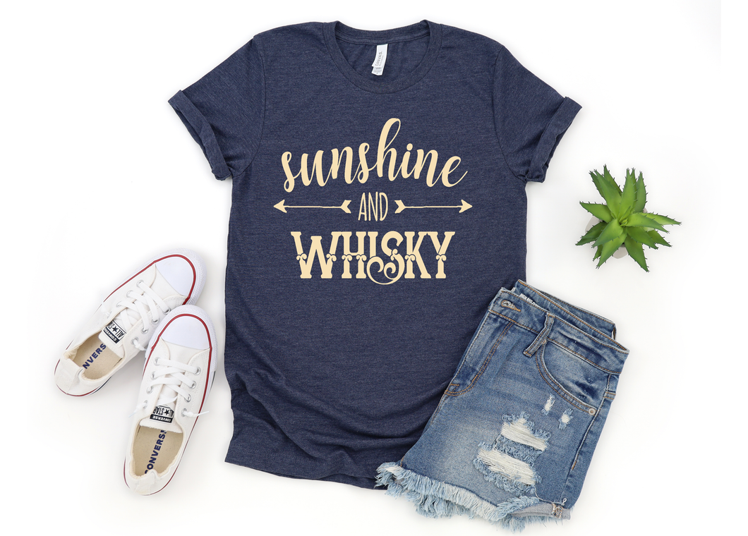 Sunshine and Whisky- Cream