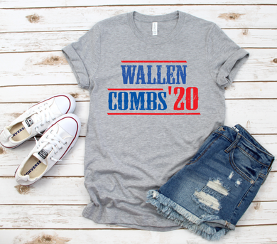RTS 08/15-Wallen and Combs