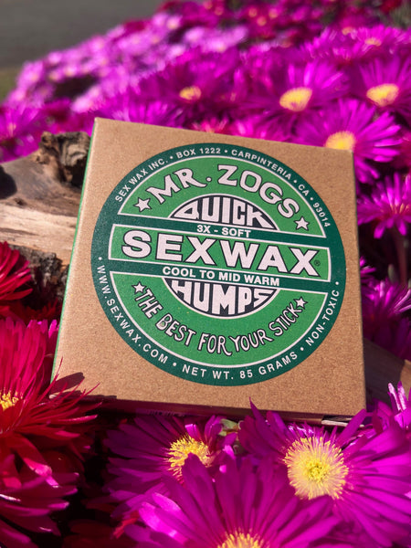 Bodega Bay Surf Shack -Sex Wax Cool to Mid-Warm