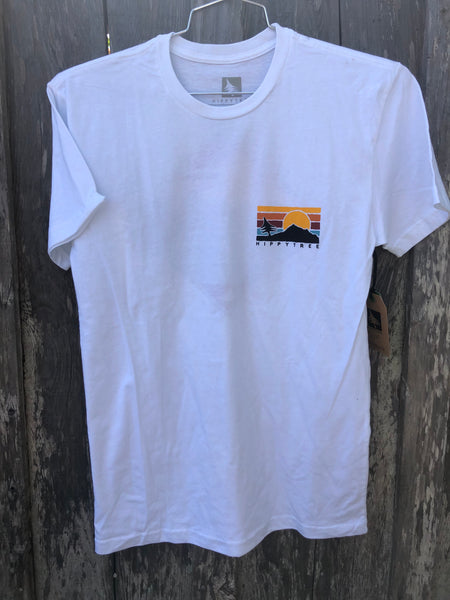 Bodega Bay Surf Shack - Hippytree Tee