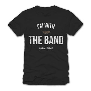 I'm With The Band Tee *PREORDER*
