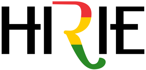 Rasta Logo Die Cut Sticker