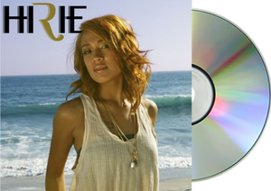 HIRIE: Self Titled CD