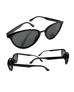Hirie Vintage Sunglasses (Black)