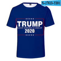 Trump 2020 Keep America Great for President Usa 2020 Republican T Shirt for Men Man O Neck 3D Breathable Trump Tshirt - Trump 2020 Tees