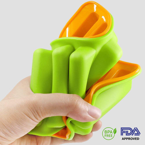 Reusable Silicone Ice Mold (1 tray)