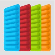 Load image into Gallery viewer, Reusable Silicone Ice Mold (1 tray)