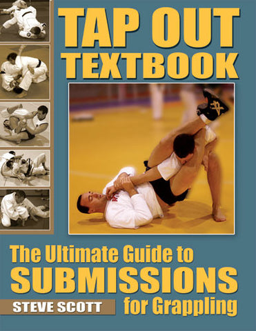 Tapout Textbook by Steve Scott (Autographed Copy)