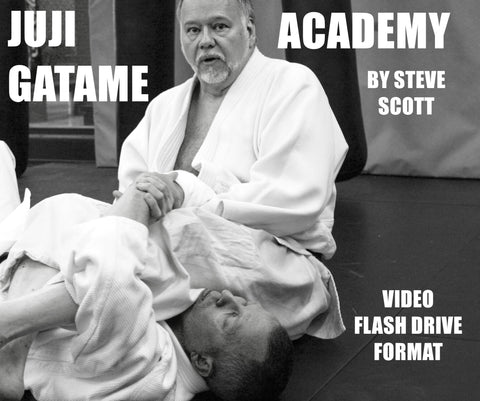 Juji Gatame Academy Video Series by Steve Scott