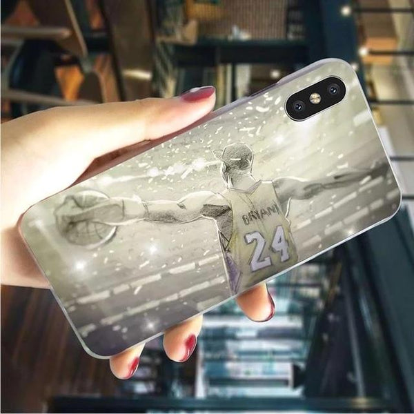 Kobe Bryant – Animated - Vis Cases™