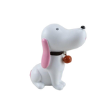 Tirelire Chien<br> Blanc - Tirelire Store