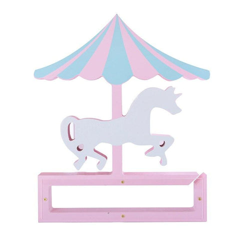 Tirelire Enfant<br> Carrousel Bois - Tirelire Store