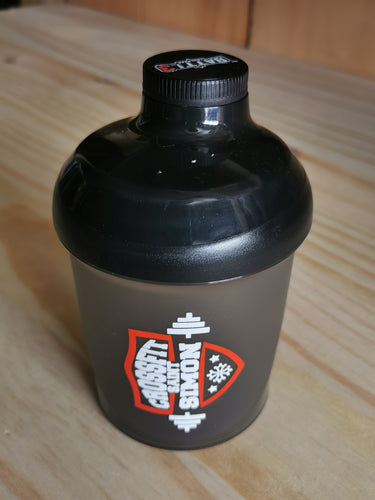 Mini shaker CrossFit Saint Simon edition The Battl3