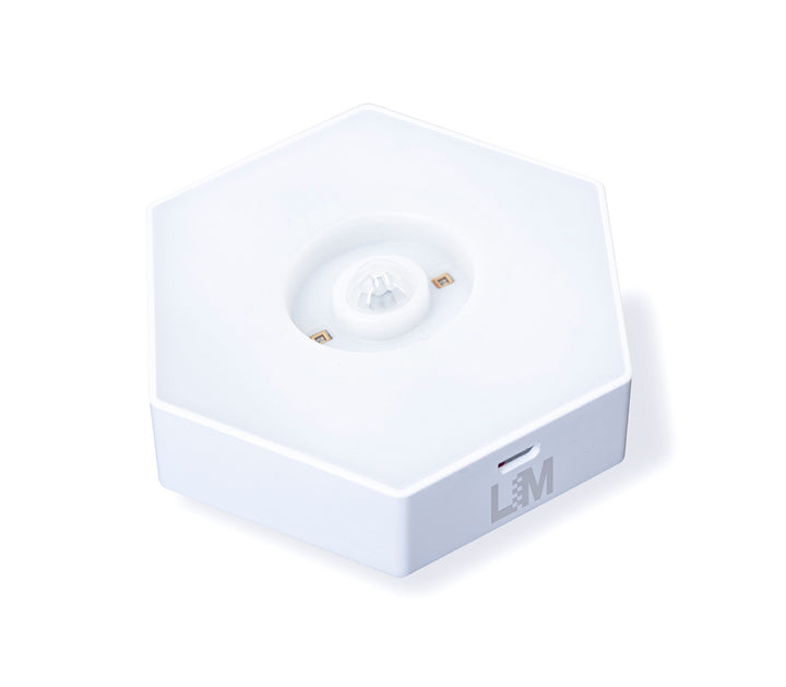 Honey<br>UV-C LED Light Sanitizer + Smart LED Lighting
