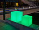 CUBE LUMINEUX CUBY