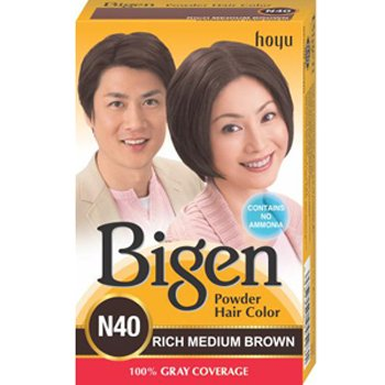 Bigen Brown Hair Color 6g