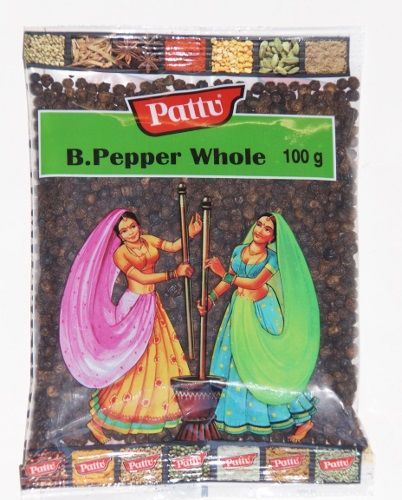 Black Pepper Whole 100g