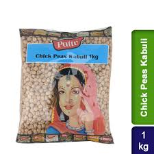 Chick Peas Large 1kg Pattu