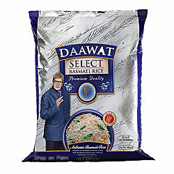 Daawat Select Basmati Rice 10kg