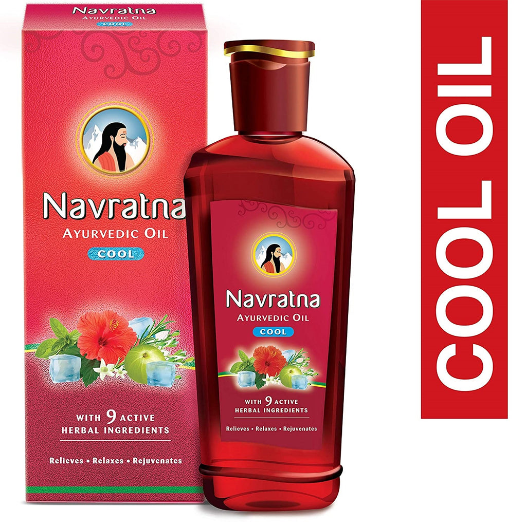 Emami Navratan Hair Oil 200ml