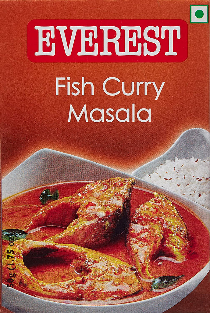 Everest Fish curry 50g