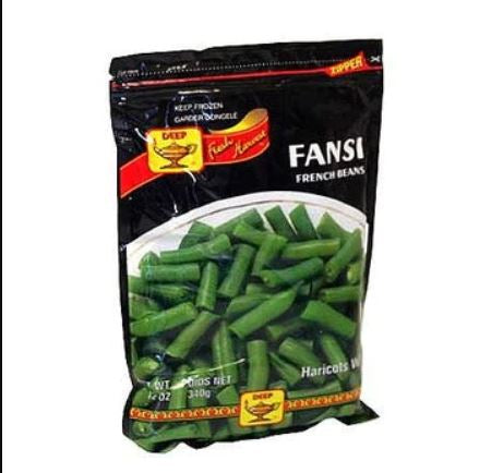Fansi (French Beans) 340g