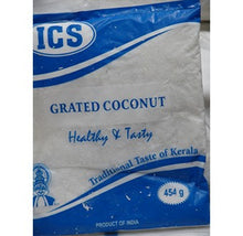 Grated Coconut 454g ICS