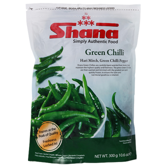 Green Chilli 300g Shana