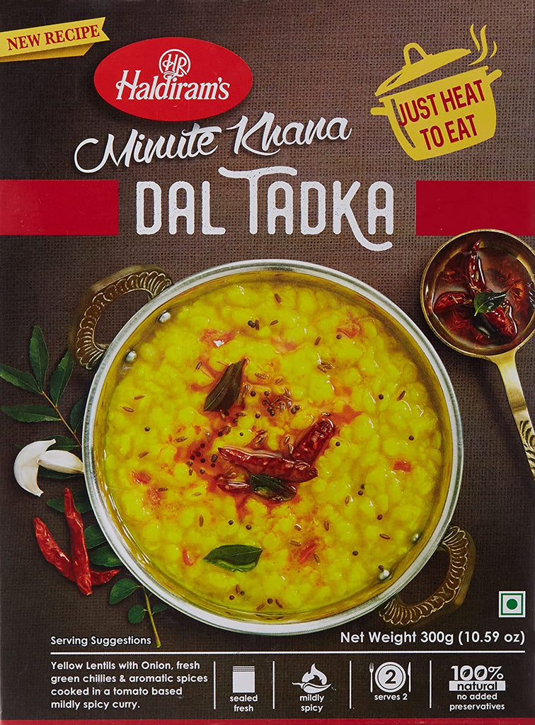 Haldirams Yellow Dal Tadka 300g
