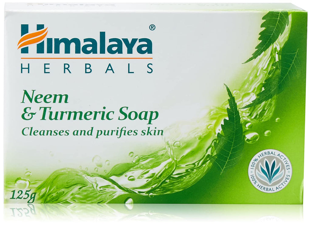 Him Neem Turmeric Soap 125g