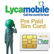 Lyca Sim 1GB Unlimited Oz