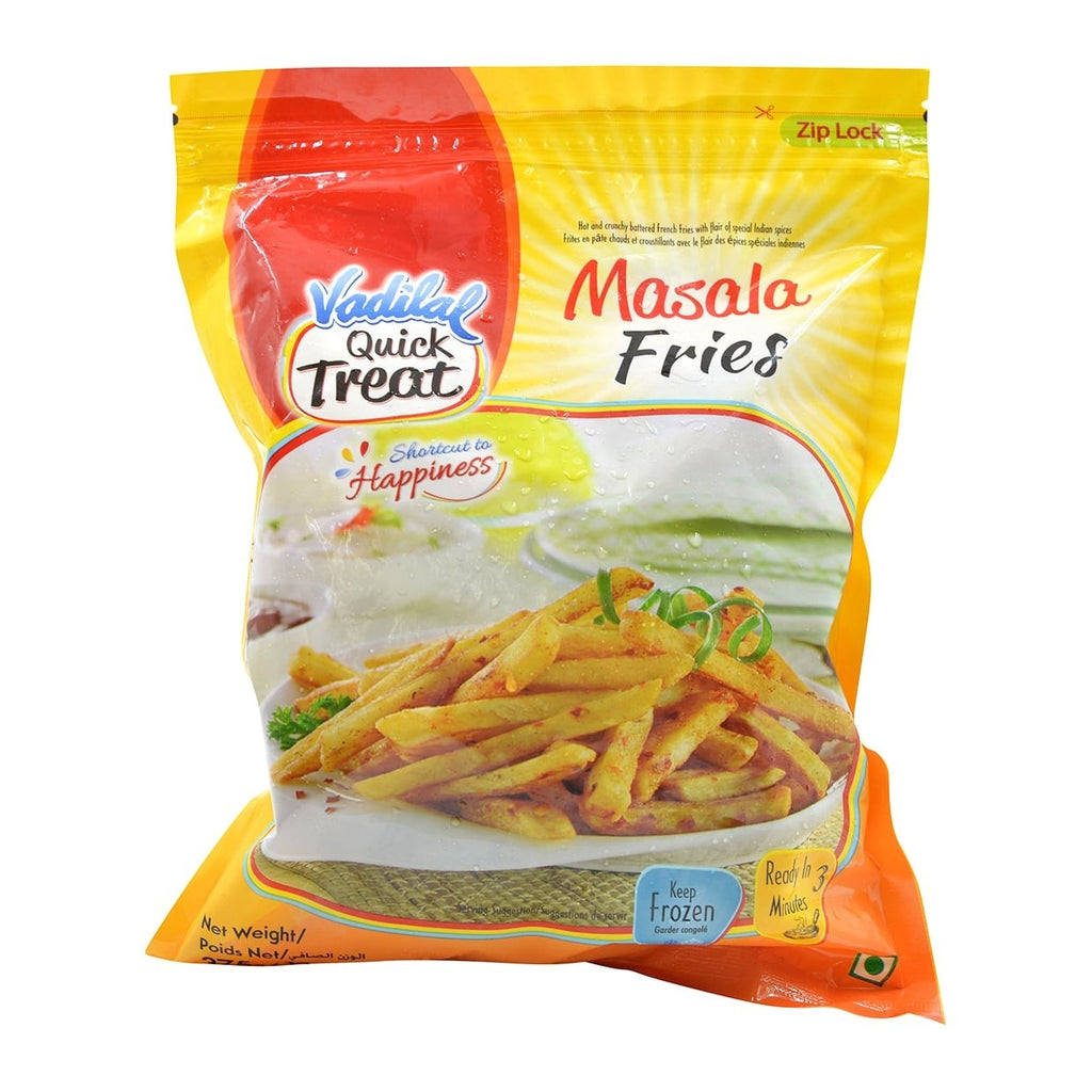 Masala Fries 375g Vadilal