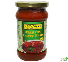 Mother'S Madras Curry Paste 300G