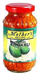 Mother'S Madras Thokku Pickle 300G