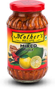 Mother'S MiXed Pickle 500G