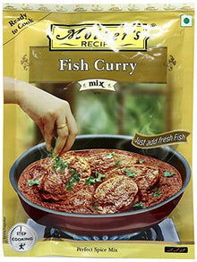Mother's Fish Curry Mix 80g