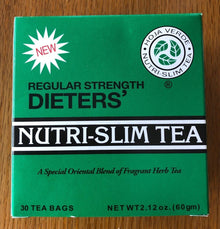 Nutri-Slim Tea 60gm