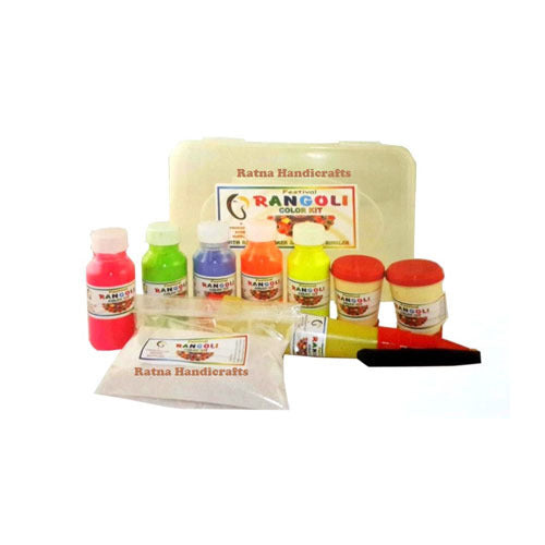 Rangoli Kit Colors