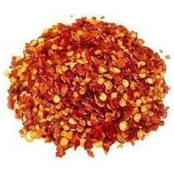 Red Chilli Crushed 200g